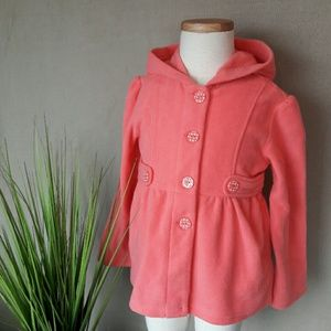 HP•Gymboree Polar Fleece Hooded Coat